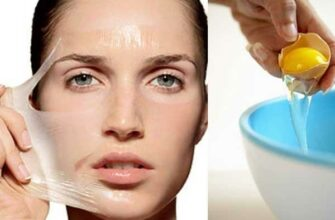 Яичная маска-пленка: подтягиваем, укрепляем и очищаем лицо